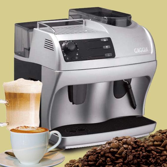 Maquina de cafe super-automática